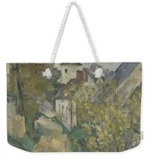 The House Of Dr Gachet In Auvers Sur Oise Weekender Tote Bag