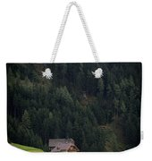 The House On The Hill Weekender Tote Bag