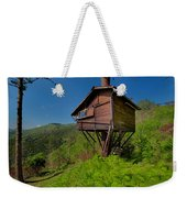 The House On The Tree - La Casa Sull'albero Weekender Tote Bag