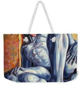 The Hunger Of The Eve Weekender Tote Bag