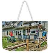 The Ice Cream Stand Weekender Tote Bag
