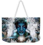 The Ice Queen  Weekender Tote Bag