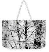 The Ice Queen's Garden Weekender Tote Bag