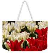 The Image Of A Tulip Weekender Tote Bag