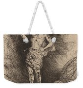 The Image Seen By Nebuchadnezzar Weekender Tote Bag