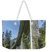 The Imperial Highway On The Forest Moon Of Endor Weekender Tote Bag