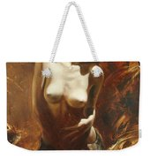 The Incinerating Passion Weekender Tote Bag