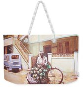 The Indian Tendor-coconut Vendor Weekender Tote Bag