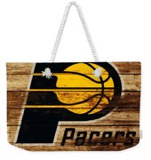 The Indiana Pacers 3c Weekender Tote Bag