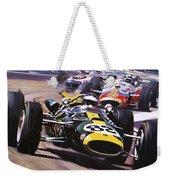 The Indianapolis 500 Weekender Tote Bag