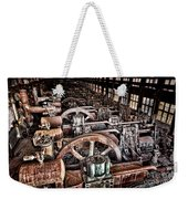 The Industrial Age Weekender Tote Bag