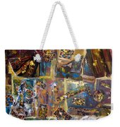 The Infinite Passion Of Life Weekender Tote Bag