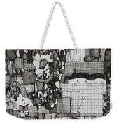 The Information Weekender Tote Bag