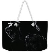 The Intensity Of Flamenco Weekender Tote Bag