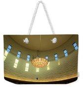 The Interior Lighting Weekender Tote Bag