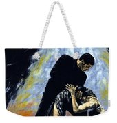 The Intoxication Of Tango Weekender Tote Bag by Richard Young