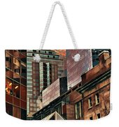 The Invisible Eye Weekender Tote Bag
