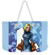 The Invisible Woman Weekender Tote Bag