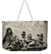 The Irish Emigration Weekender Tote Bag