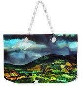 The Irish Hills Weekender Tote Bag