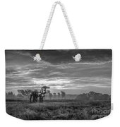 The Iron Horse A New Dawn 7 Weekender Tote Bag