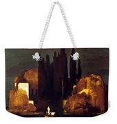 The Isle Of The Dead 1880 Weekender Tote Bag