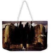 The Isle Of The Dead 1886 Weekender Tote Bag