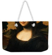 The Isleworth Mona Lisa Weekender Tote Bag