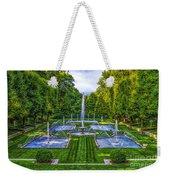 The Italian Water Gardens Weekender Tote Bag