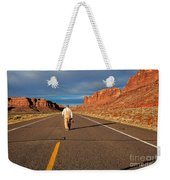The Itinerant Photographer Weekender Tote Bag