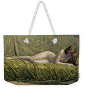 The Jade Ring Weekender Tote Bag