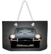 The Jaguar E Type Weekender Tote Bag