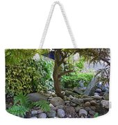 The Japanese Garden Weekender Tote Bag