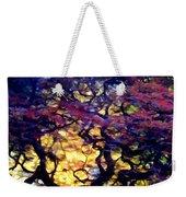 The Japanese Maple Weekender Tote Bag