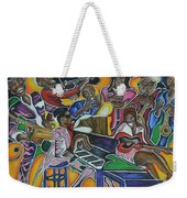 The Jazz Orchestra Weekender Tote Bag