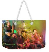 The Jazz Vipers In New Orleans 02 Weekender Tote Bag