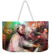 The Jazz Vipers In New Orleans 04 Weekender Tote Bag