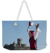 The Jester Weekender Tote Bag