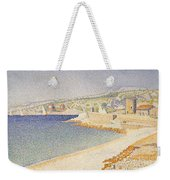 The Jetty At Cassis Weekender Tote Bag