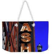 The Johnny Cash Museum - Nashville Weekender Tote Bag