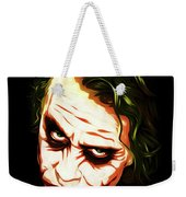 The Joker - Pop Art Weekender Tote Bag