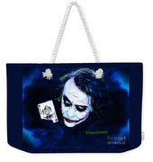The Joker Weekender Tote Bag