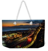 The Jonathan Beach Club - Night  Weekender Tote Bag
