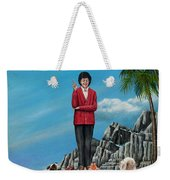 The Journey Of A Dog Trainer Weekender Tote Bag