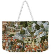 The Journey Of The Magi To Bethlehem Weekender Tote Bag