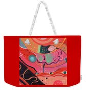 The Joy Of Design X L V I I I Upside Down Weekender Tote Bag