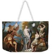 The Judgment Of Paris Weekender Tote Bag