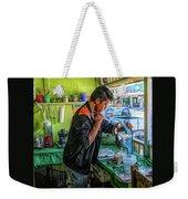 The Juice Man Weekender Tote Bag