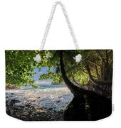 The Jungle At Onomea Bay  Weekender Tote Bag