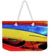 The Kayaks Weekender Tote Bag